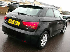 2011 61 REG AUDI A1 TDI TURBO DIESEL NEW SHAPE COUPE CAT-D DAMAGED SALVAGE