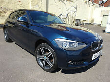 2013 13 REG BMW 1 SERIES 116D 2.0TD DIESEL SPORT COUPE CAT-D DAMAGED SALVAGE