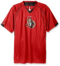 Ottawa Senators NHL Mens Moist Management Legacy Jersey Red Big & Tall Sizes