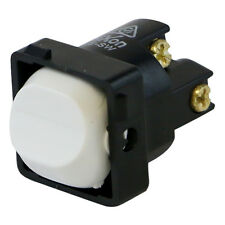 White Switch Mech - 10 Amp - Wall Switch - CLIPSAL Compatible!