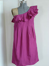 CUE IN THE CITY BABY DOLL ONE SHOULDER DRESS RACES/WEDDING/COCKTAIL NWT Choose