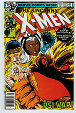 X-MEN #117 9.2 HIGH GRADE ORIGIN OF PROF X WHITE PAGES BRONZE AGE B
