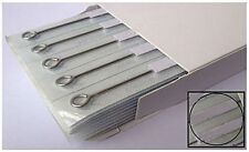 #12 Disposable Premade Sterilized Tattoo Needle *50 PCS Round liner/ Shader/ Mag