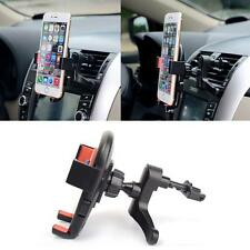360° Car Air Vent Mount Cradle Holder Stand for Apple HTC Mobile Cell Phone GPS