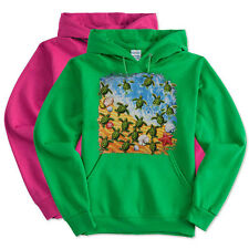 NEW! JERZEES TURTLES SEA BEACH and SAND Vacation Gift Ideas Hooded Sweatshirts