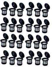 Reusable Refillable Single K-Cups Filter Pod System for Keurig 1.0 Coffee Makers