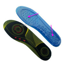 Gel Insoles Cushion Pad Absorb Shock US 9 10 11 12 13