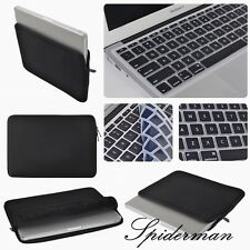 "Laptop Sleeve Case Carry Bag Cover For 11"" 13"" 15"" MacBook Air/Pro+Keyboard Skin"