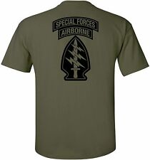 United States Army - Special Forces Airborne T-Shirt