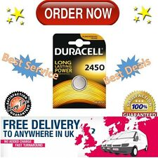 Duracell 2450 3V Lithium Coin Cell Battery CR DL Batteries - BUY MORE PAY LESS!