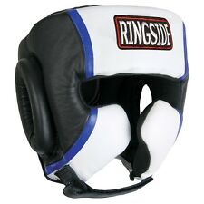 Ringside Gel Sparring Boxing Headgear MMA Kickboxing Muay Thai Head Guard S M L