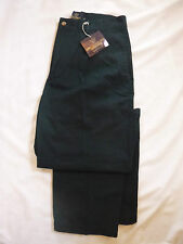 Colombo Navy Chinos, Mens Chino Trousers Blue size 28, 30, 32, 34, 36 Waist New