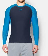 Under Armour UA Mens Compression Long Sleeve HeatGear Graphic Shirt 1269571