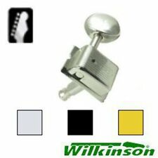 New Guitar Parts Wilkinson Vintage Style Tuners - 6 In Line