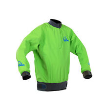 PALM YOUTH VECTOR KAYAK CAG SPARY JACKET Lime Palm Canoeing & Kayaking Clothing