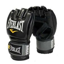 EVERLAST Boxing MMA Pro Grapping Gloves Muaythai Punching Kickboxing Glove