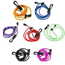 Safety Marine Boat Kayak Canoe Paddle Leash Fishing Rod Tether Bungee Cord 4mm