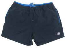 NEW Mens Beach Swimsuit Board Shorts Losan Fast Drying Swimwear Navy Blue M-4XL