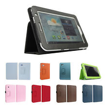 Leather Case for 7-Inch for Samsung Galaxy Tab 2 P3100/P3110 WS