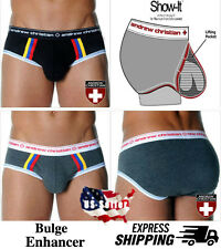 AC Brief With Show-It Technology bulge enhancer Almost Naked