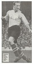 PRESTON NORTH END - TOM FINNEY SIGNED 2