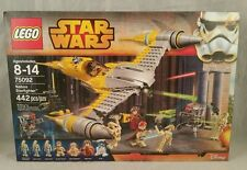 Lego Star Wars Naboo Starfighter Set 75092 BRAND NEW RETIRED Anakin Skywalker
