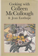 Cooking with Colleen McCullough & Jean Easthope (22408), HC Cookbook