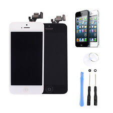 LCD Display Screen Digitizer Replacement Home Button Full Assembly For iPhone 5