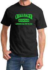 2008 Dodge Challenger American Muscle Car Color Design Tshirt NEW Free Ship