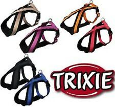 Trixie Fleece Padded Dog Harness All Sizes And A Choice Of Colours