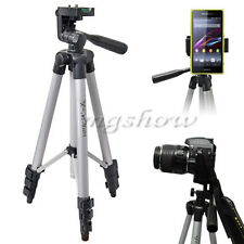 Universal Digital Camera Camcorder Portable Tripod For Nikon Canon Sony Olympus