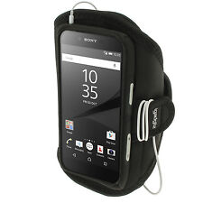 Running Jogging Sports Armband for Sony Xperia Z5 E6603 E6653 Fitness Gym Cover