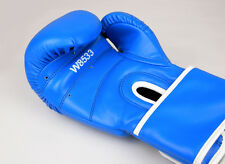 Leather Gel Tech MMA UFC Grappling Gloves Fight Boxing Punch Bag Training