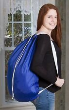 """Handy Laundry, Backpack Laundry Bag, Commercial Grade, Made in USA, 22"""" X 28"""""""