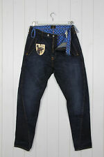 NEW VIVIENNE WESTWOOD ANGLOMANIA X LEE SHERIFF JEANS  DENIM L32/L34 All Sizes