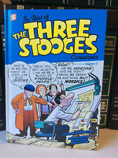 The Best of the Three Stooges Comicbooks Volume 2 - Unread - Larry Curly Moe