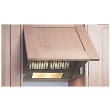 INTX60SV Integrated Kitchen Cooker Extractor Hood 600mm Grey Painted