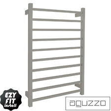 Heated Towel Rail Square Tube (W600mmxH920mm) Heavy Grade Stainless Steel
