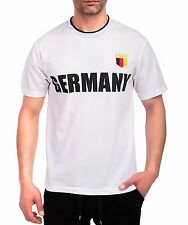Men's EM Short Sleeve T-Shirt Sports Fan Jersey Football Countries Italy Germany