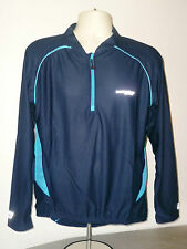 Bnwt Muddyfox Cycling Jersey Long Sleeved SN31 Navy/Blue  Unisex