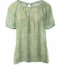 Cabi Pebble Top-Match bautifully with green billi cardi in store-size S,M,L,XL