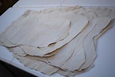 Stone Suede Pigskin Hides Lining Leather Pliable Pig split
