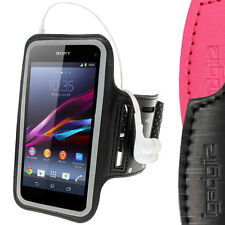Running Jogging Sports Armband for Sony Xperia Z1 Compact D5503 Case Fitness Gym