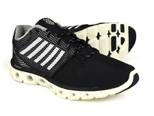 K-Swiss X Lite Mens Black Tubes Running Trainers UK 7-12