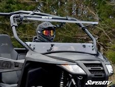 Super ATV Arctic Cat Wildcat Trail Scratch Resistant Flip Windshield