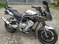 Yamaha FZS 1000, Fazer , Silver, 2002, 12 months M.O.T, Delivery