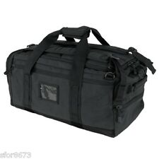 CONDOR CENTURION DUFFLE BAG, CARGO, MILITARY LUGGAGE, DIVE BAG HEAVY DUTY DUFFEL