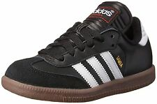 Adidas Samba Black Youth Soccer Shoes 036516 Classic Indoor Soccer Football NEW