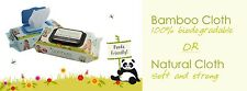 BAMBECO  Bambure WIPES, BULK 12 PACKS OF 80 YOUR CHOICE OF BAMBOO OR NATURAL