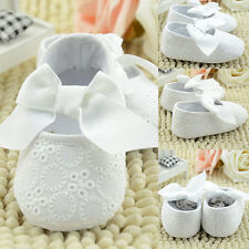 Infant Baby Girl Soft Sole Crib Toddler Shoes 0 to 12 Months Novelty